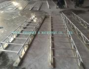 Wharf Ladder, Stainless Ladder for Dock Project (SS304, SS316)