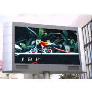 Outdoor Video LED Digital Signs Programmable Full Color P13