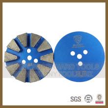Цюаньчжоу Солнечный алмаз пола шлифовальной бетонной плиты (SYYH-03)