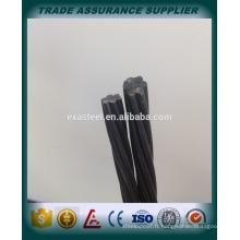 Chine fabricant de cordes en acier de qualité supérieure en Chine