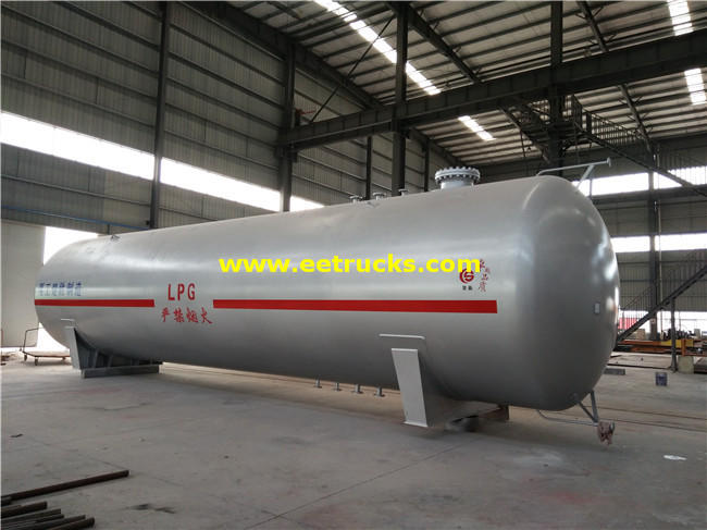 New 100 M3 LPG Storage Tanks