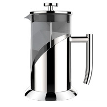Heat Resistant Borosilicate Glass French Press