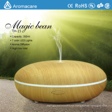 350ml essential oil diffuser wood wholesale ultrasonic oil diffuser