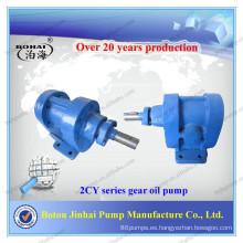 Bomba de engranajes rotativa - bomba de engranajes de la serie 2CY / bomba de aceite / bomba de lubricación