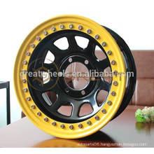 Specialized in SUV Wheel Rim of High Performance & Good Quality 15x7,15x8,16x7,16x8