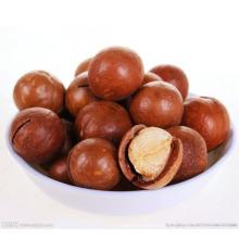 очищенных орехов макадамии