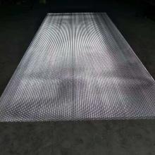 Aluminium Metal Hexagonal Expanded Mesh
