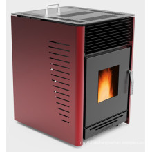Pellet Stove-Fps-01-Red