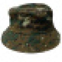 Sombrero de cuchara en tela de camuflaje (BT007)