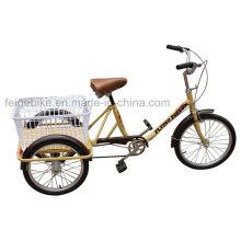 Tricycle cargo simple et simple à trois roues (FP-TRB023)