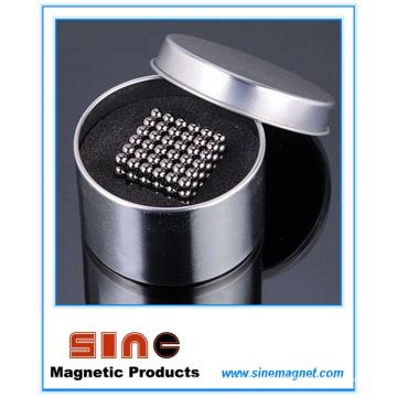 DIY Strong Permanenet NdFeB Magnetic Cube/Buckyballs