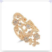 Joyería cristalina joyería de aleación anillo de aleación (al0015g)