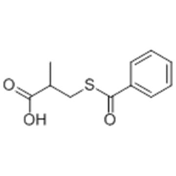Propanoic acid,3-(benzoylthio)-2-methyl- CAS 74431-50-8