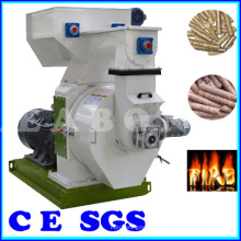 Biomass Fuel Pellet Press Extruder Mill Making Machine