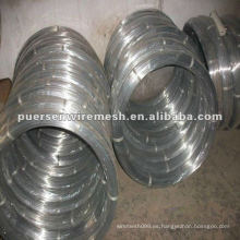 Fabricación de alambre de valla ovalada 3,0 - 2,4