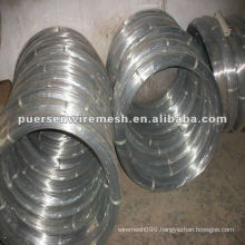 2.2*2.7MM Oval Wire Fence Manufacturing