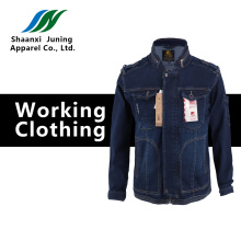 The embroidery of occupational protection