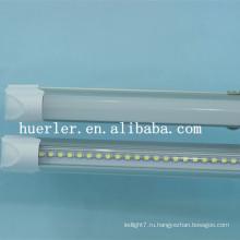 Горячая продавая 100-240v 5w 10w 15w труба 0.6 1.2m водить tube t5 2 лет гарантированности