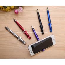 Titular de teléfono celular promocional / lápiz óptico