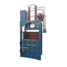 máquina hidráulica vertical da prensa do papel waste