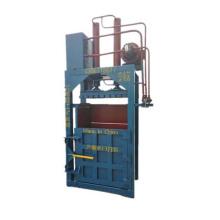 empacadora hidráulica vertical de papel usado