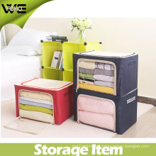 High Quality Fabric Foldable Clothes Tool Collapsible Storage Box