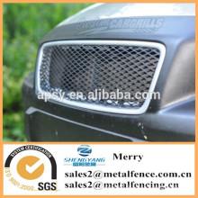 eloxierter Aluminiumgittergrill für Auto