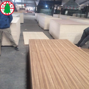 Natural Teak veneer MDF board 14mm 8mm