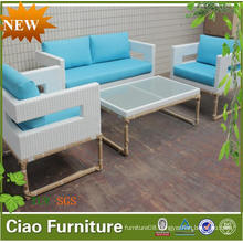 Outdoor Wicker Furniture Sectional Sofa