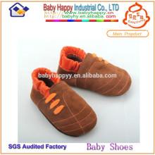 Neuer Entwurfs-weicher Qualitäts-Baby-lederner Schuh