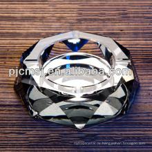 Fabrikverkauf verschiedene Kristallglaszigarre große Aschenbecher