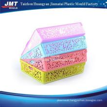 plastic injection trash bin mould