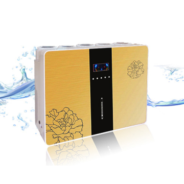 Orange color Residential RO Purifier for Housing
