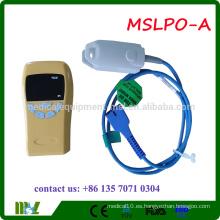 MSLPO-A 2016 Oxímetro de pulso barato, no invasivo y de mano