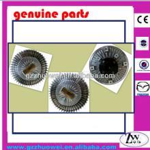 Viscous Fan Clutch 70mm Silicone Oil Fan Clutch For Mazda B series Car WL81-15-150 , WL81-15-150A