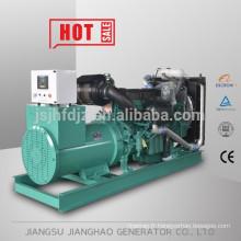 Générateur diesel 345KW avec moteur volvo