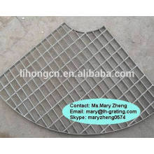 Galvanized steel grating,grating for tree