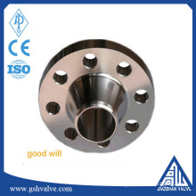 asme carbon steel welding neck flange