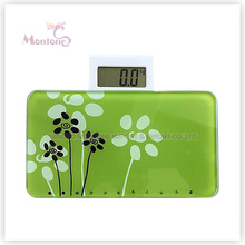 Hot Sale Glass+Plastic Electronic Scale (23*13*2.2cm)