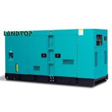 Generador Diesel YUCHAI 380v 50hz Tipo Silencioso
