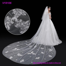 Wholesale High Quality Handmade Wedding Bridal Veils Lace Bridal Veils