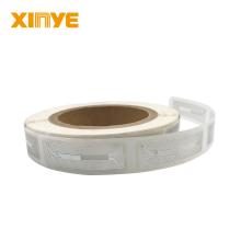 Etiqueta adesiva HF RFID Wet Inlay White