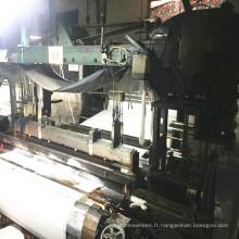 Machine textile 100% Velvet pour vente chaude