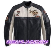 Harley Davidson REGULATOR PERFORATED LEATHER JACKET