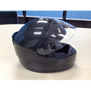 100% Real Carbon Fiber Motorbike Windscreen