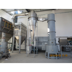 Modified starch  Spin Flash Dryer Machine