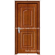 PVC Veneer Moulded Door Skin-HP-013