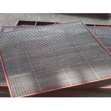 Ss304 Grating / V Wire Flat Panel