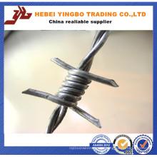 Hardware $ Iron Wire: Harte und stabile Schutz Stacheldraht