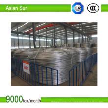 Precio más bajo del fabricante / proveedor de varilla de aluminio